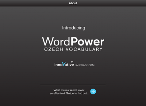 Screenshot 1 - Learn Czech - WordPower